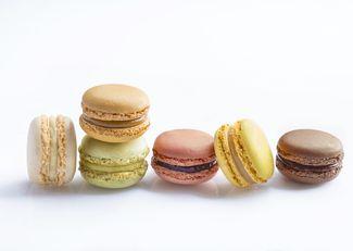 36 Macarons – Sans gluten