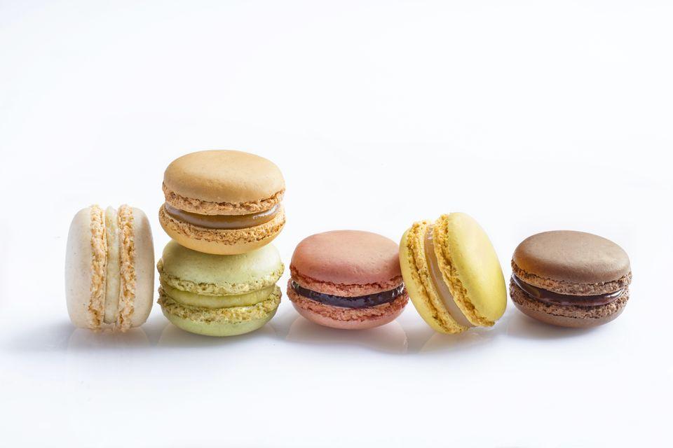 36 French Macarons Gluten Free