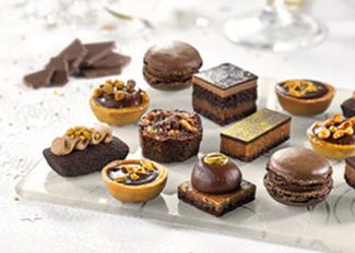 41 Petits Fours Chocolats