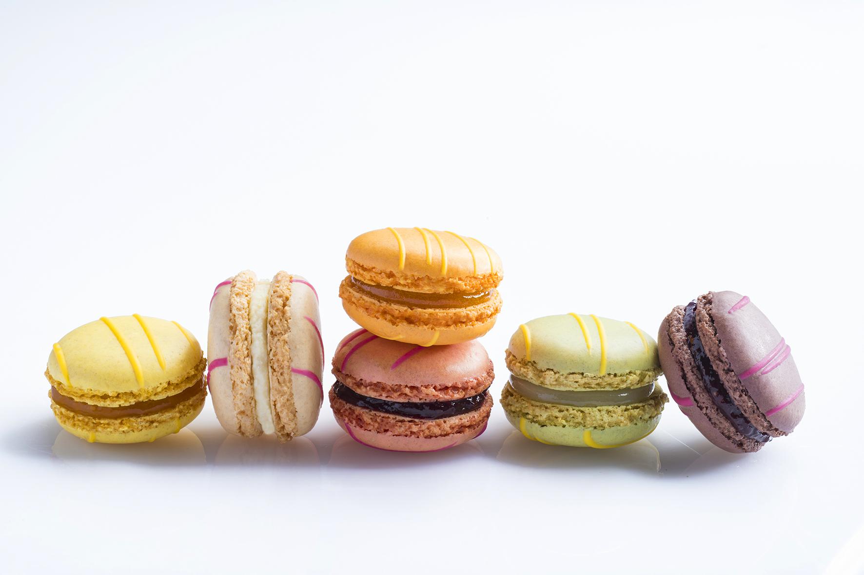 36 French Pop Macarons Gluten Free
