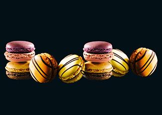 36 Pop Macarons – Sans gluten