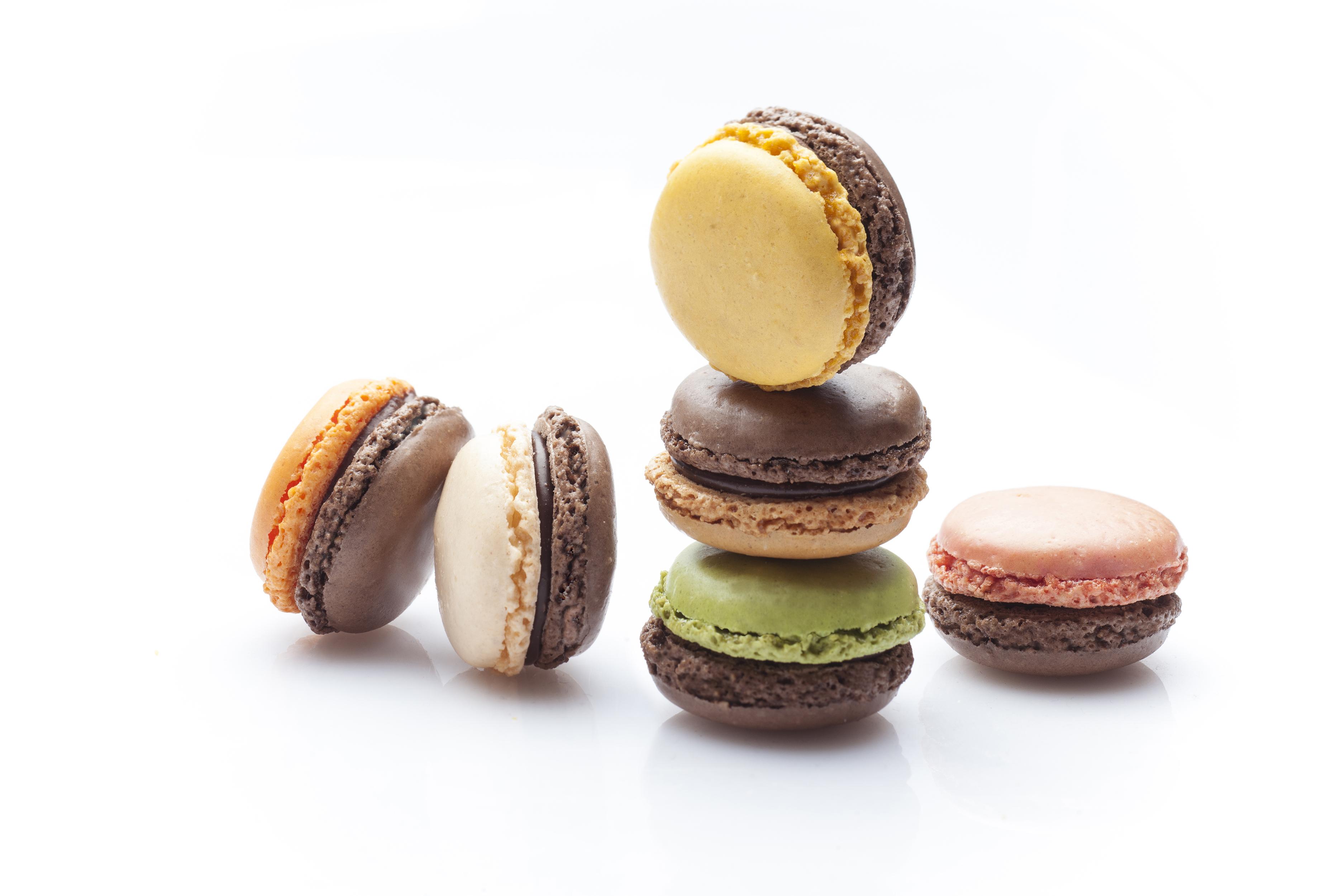 36 Chocolate Macarons Collection